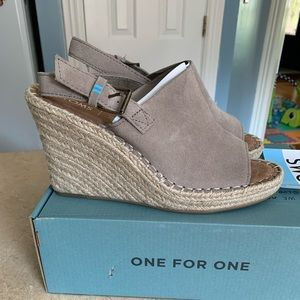 Toms 'Monica' wedges
